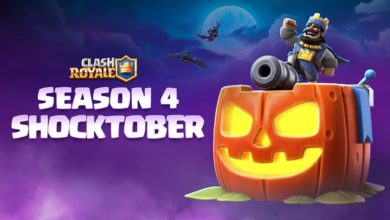 Photo of Clash Royale – Season 4: Shocktober
